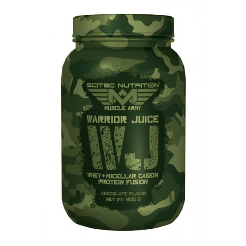 SCITEC WARRIOR JUICE 900GR
