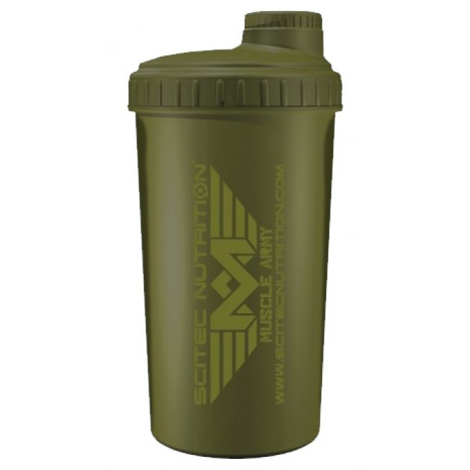 Σέϊκερ Shaker Muscle Army 700Ml Woodland