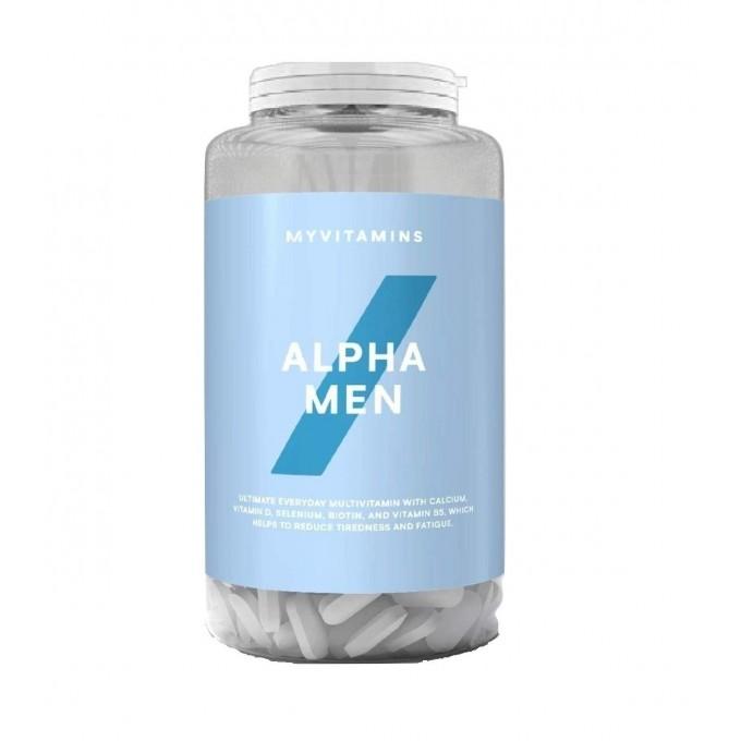 Βιταμίνες Myprotein Alpha Men 120 Tablets