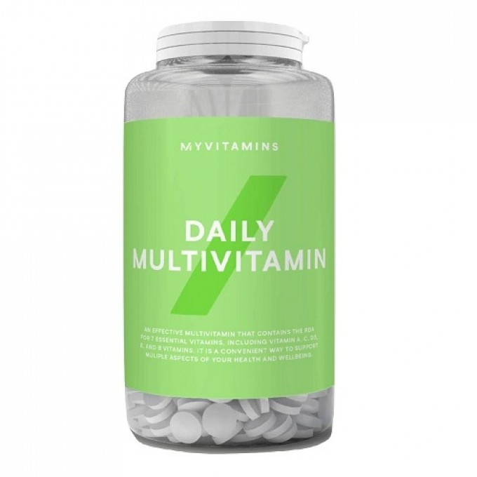 Βιταμίνες Myprotein Daily Vitamins 180 Tablets