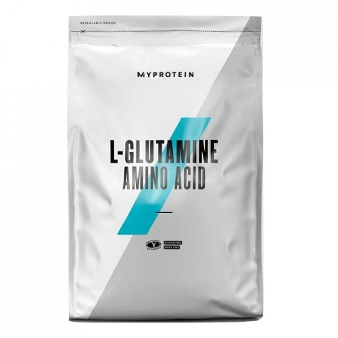Γλουταμίνη Myprotein L-Glutamine 250Gr