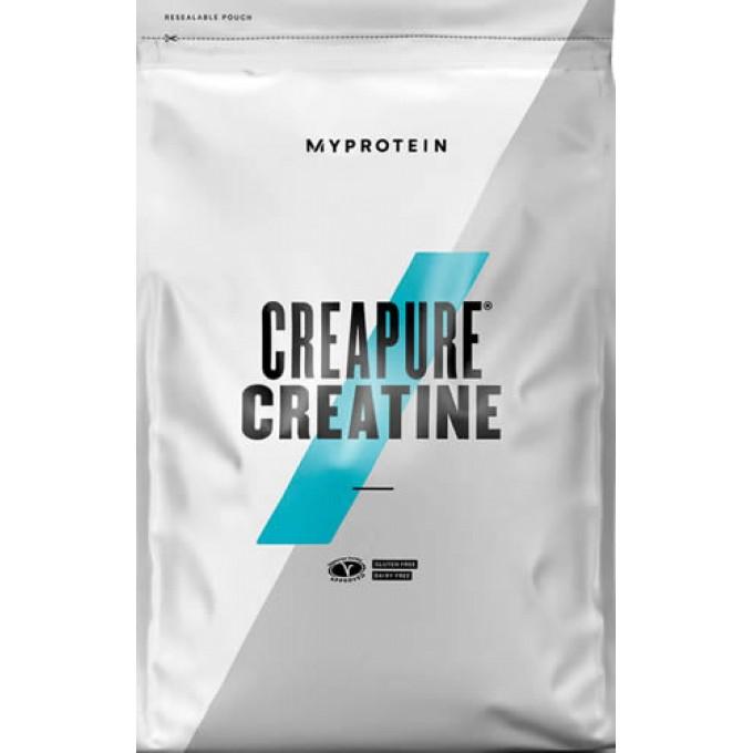 Κρεατίνη Myprotein Creatine Monohydrate Made With Creapure 250 Gr