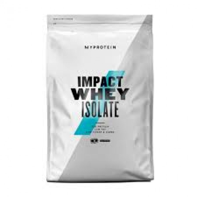 Πρωτεΐνη My Protein Impact Whey Isolate 1000Gr