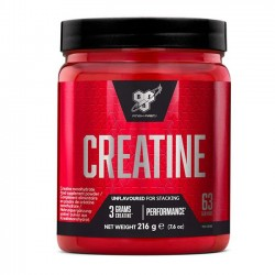 Κρεατίνη Bsn - Creatine Dna - 216 Gr