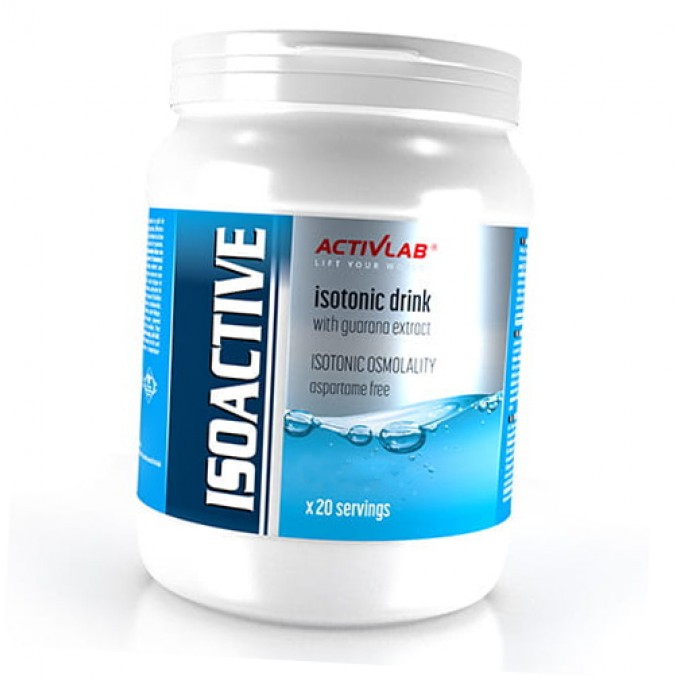 Ισοτονικό Ποτό Activlab Isoactive Isotonic Drink 630Gr