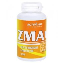 Ενίσχυση Τεστοστερόνης Activlab - Zma - 90 Caps