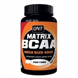 Αμινοξέα Qnt Matrix Bcaa - Mega Size 4800 200 Tabs