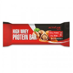 Μπάρα Πρωτεΐνης Activlab High Whey Active Protein Bar 44Gr