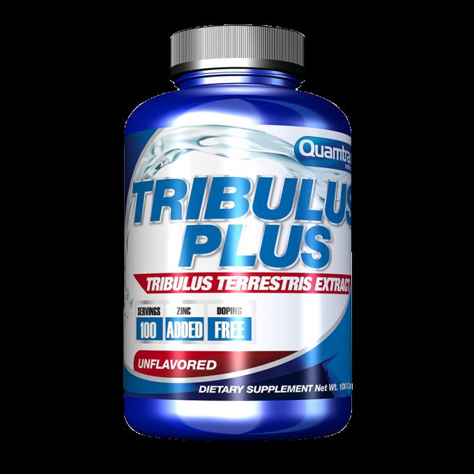 Ενίσχυση Τεστοστερόνης Quamtrax Tribulus Plus 100 Caps