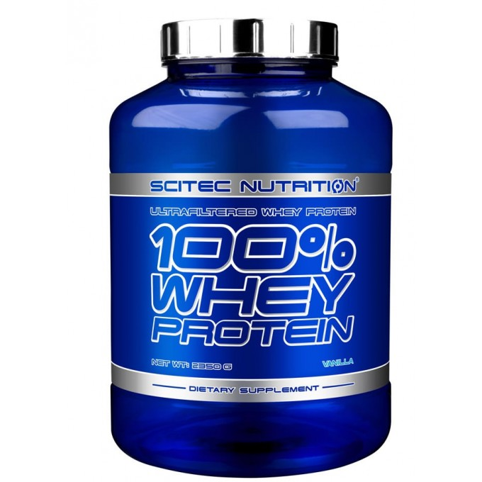 Πρωτεΐνη Scitec Nutrition 100% Whey Protein *With Extra Amino Acids 2350 Gr.