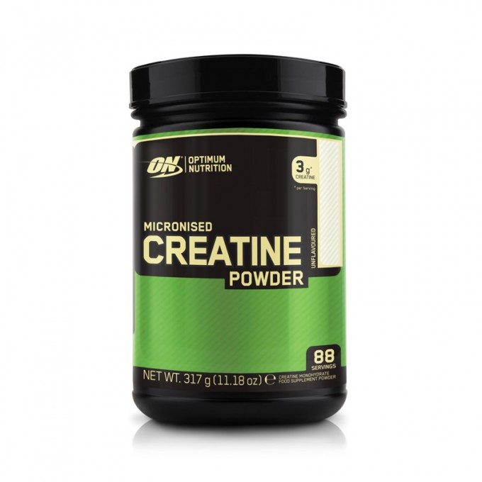 Κρεατίνη ON Creatine Powder 317g
