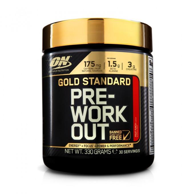 Προ Εξασκητικό ON Gold Standard Pre Workout 330g