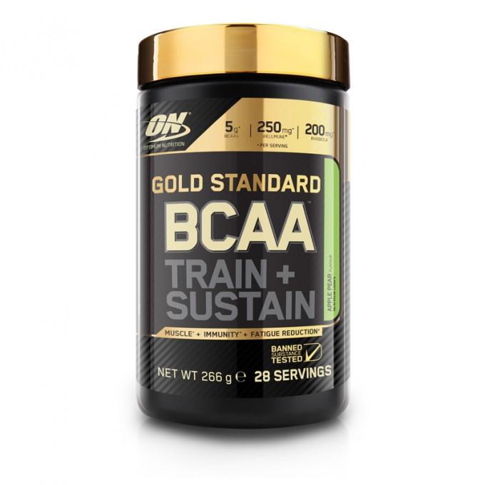 Aμινοξέα ON Gold Standard BCAA 266G