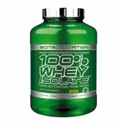 Πρωτεΐνη Scitec - 100% Whey Isolate 2000Gr