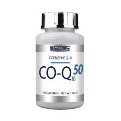 Συνένζυμο Q10 Scitec - Co-Q10 50mg 100Caps