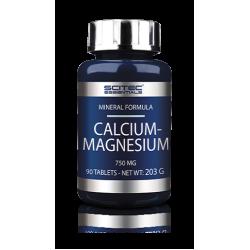 Μέταλλα Calcium-Magnesium 90Tablets 750 Mg